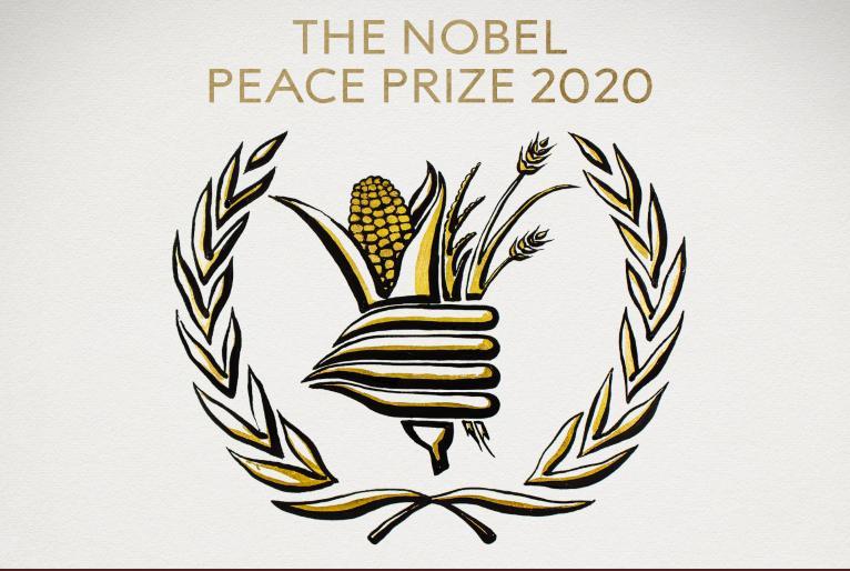 Programa de Alimentos da ONU leva Nobel da Paz