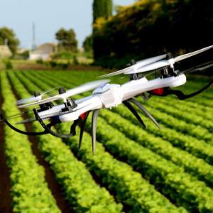 40% das aeronaves não tripuladas no Brasil são usadas no Agronegócio