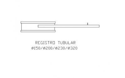 Registro Tubular