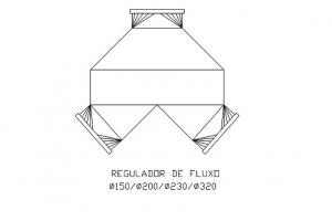 Regulador de fluxo